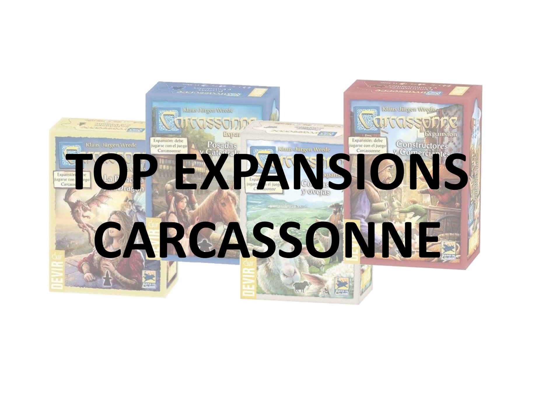 portada top expansions carcassonne