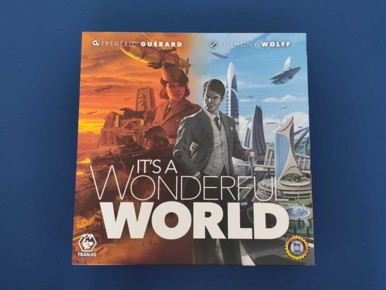 It's a Wonderful World Portada