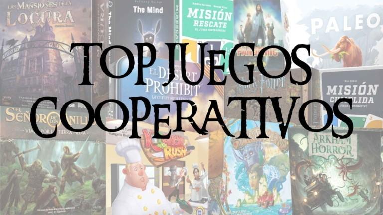 Top Juegos Cooperativos